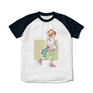 ラグランTシャツ / Wow Boy