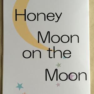 Honey Moon on the Moon