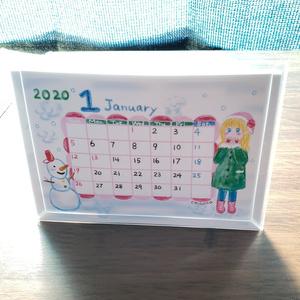 2020年 カレンダー(卓上・壁掛)