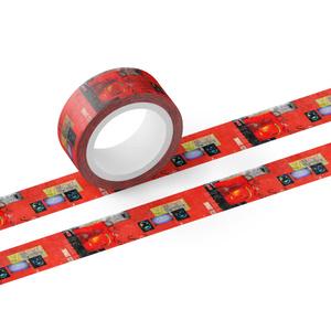 Okageたちのマスキングテープ Red