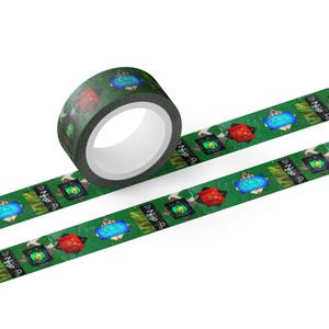 GreenのOkageたち マスキングテープ