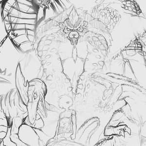 【C98エアコミケ】Monster Survivor 楽園の漂流者【DL版】