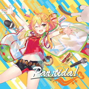 1st Album「Par:tida!」DL版