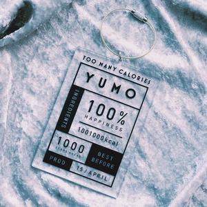"""YUMO"" FOOD LABEL ACRYLIC KEYCHAIN"