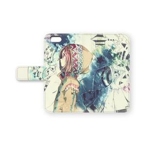 手帳型iPhoneカバー