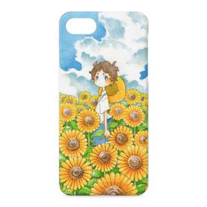 ひまわりiPhoneケース