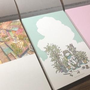 新作メモ帳3冊セット