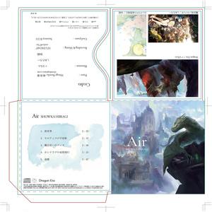 1stCD「Air(復刻盤)」