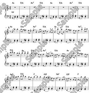 【楽譜】魔法使いのフィオ