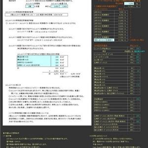 特殊固定荷重検討C(UB編)