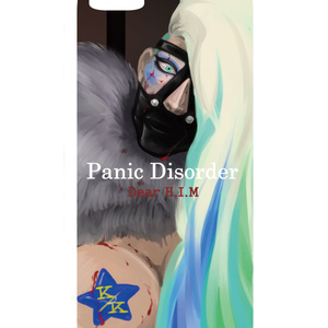Panic Disorder iPhoneケースFor5/5s ドラァグクイーンver.