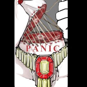 Panic Disorder iPnoneケースFor5/5s Panic Room ver.