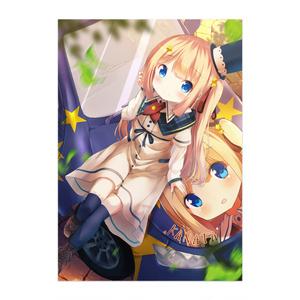 KANATA公式キャラクター[筑城かなた]