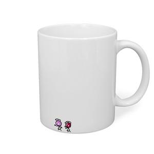 きのこのめいどさんマグカップ