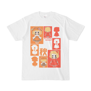 秋姉妹Tシャツ