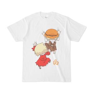 秋姉妹Tシャツ2