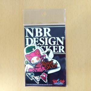 NBSP-016_NBR DESIGN STICKER SET A+B