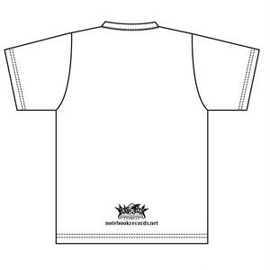 NBSP-024_RoughSketch / FORGOTTEN GEARS MV Tシャツ