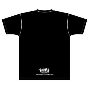 NBSP-030_花蟲×RoughSketchコラボ「FORGOTTEN GEARS」Tシャツ