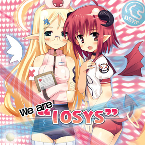 "We are""IOSYS""."