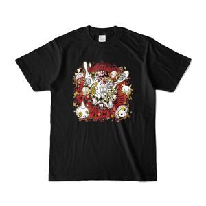 NBSP-028PF_壱×RoughSketchコラボ「MADDEST CIRCUS SHOW」Tシャツ