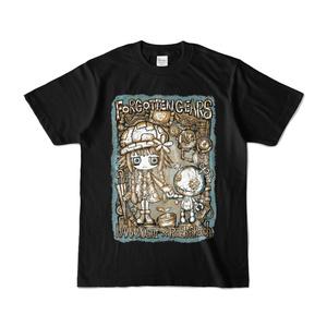 NBSP-030PF_花蟲×RoughSketchコラボ「FORGOTTEN GEARS」Tシャツ