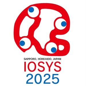 IOSP-0429PF_2025イオシス万博公式ロゴマークTシャツ