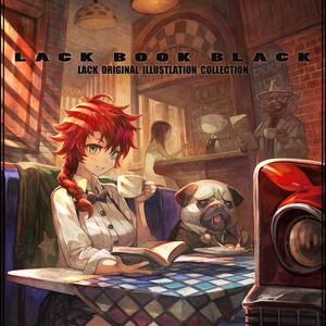 LACK BOOK BLACK(デジタル版)