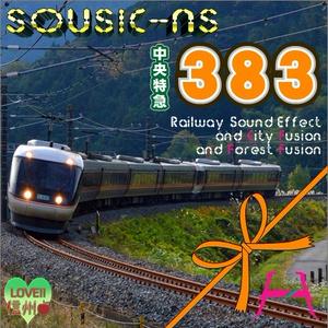 SOUSIC-NS 中央特急383