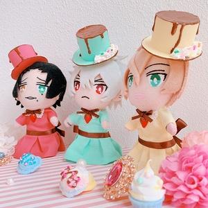 チョコレートハット&ドレス