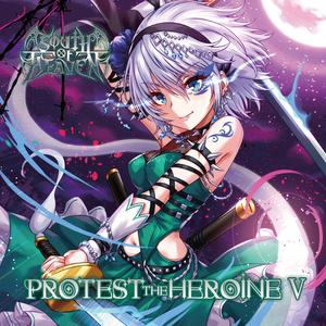 [残り3点]クラン直筆サイン付 PROTEST THE HEROINE Ⅴ&Ⅵ 特典セット