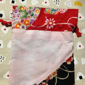 ニコイチ巾着 紅葉&時雨イメージ
