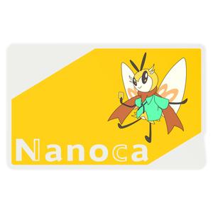 ICカードステッカー Nanoca