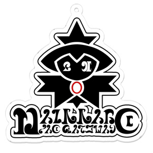 メイラードのロゴ アクキー