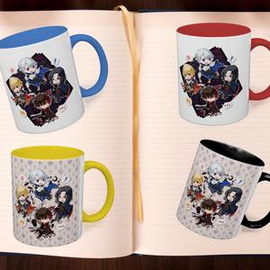 キャラクターマグカップ