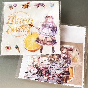 「Bitter and Sweet」クリーナークロス