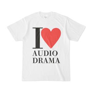 オーディオドラマTシャツ