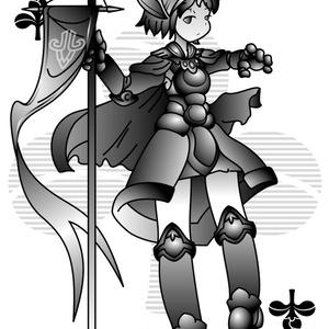 ドゥラークセット(変則構成トランプセット)