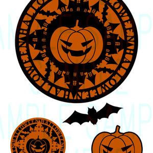 素材【Halloween-JOL-】