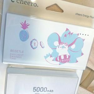 【BEEETLE サマータイム】スピカモバイルバッテリー