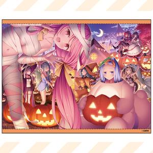 【受注生産 ~10/17まで】セヴンデイズ みんなとすごす四季 Season02: Autumn - B2タペストリー
