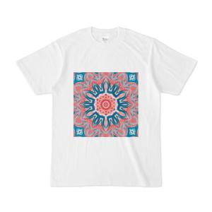 太陽 001 白Tシャツ