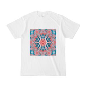 太陽 002 白Tシャツ