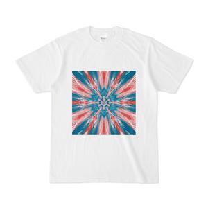 太陽 003 白Tシャツ