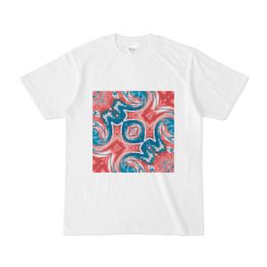 カレイドスコープ 002 白Tシャツ