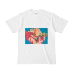 Rip 001 白Tシャツ