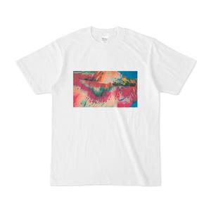 Rip 002 白Tシャツ