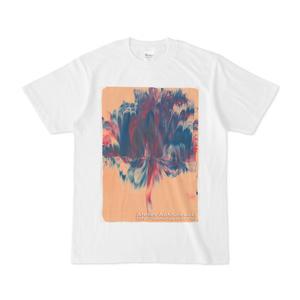色彩の羽根 003 白Tシャツ