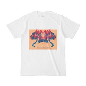 色彩の羽根 005 白Tシャツ
