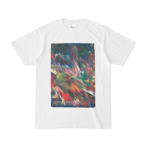 色彩の羽根 006 白Tシャツ